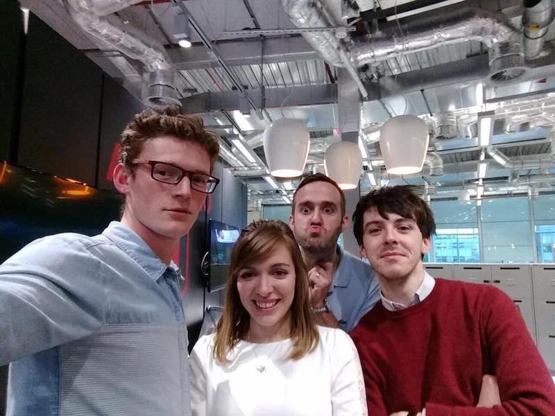 bbc studios youtube team